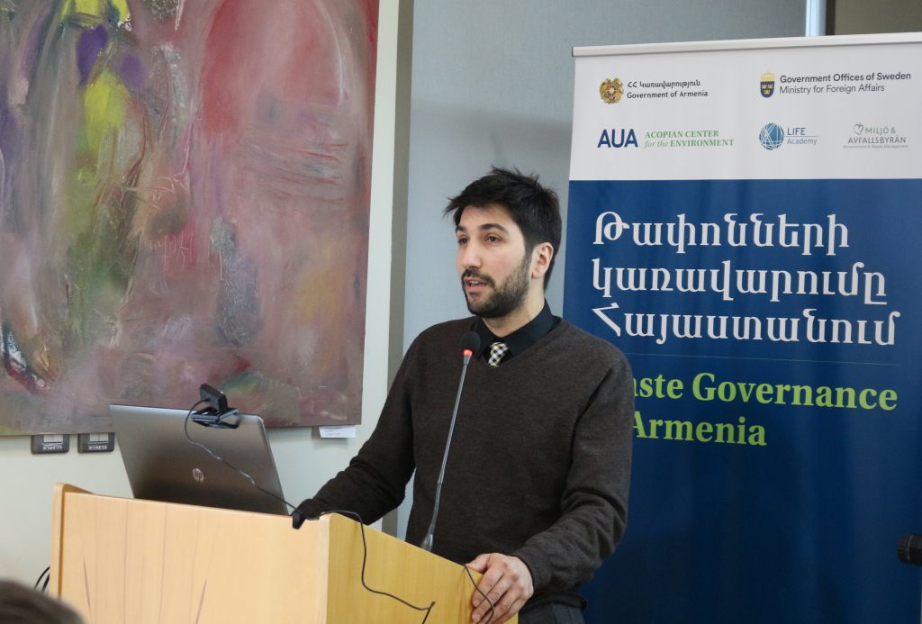 Policy Directions for Waste Governance in Armenia